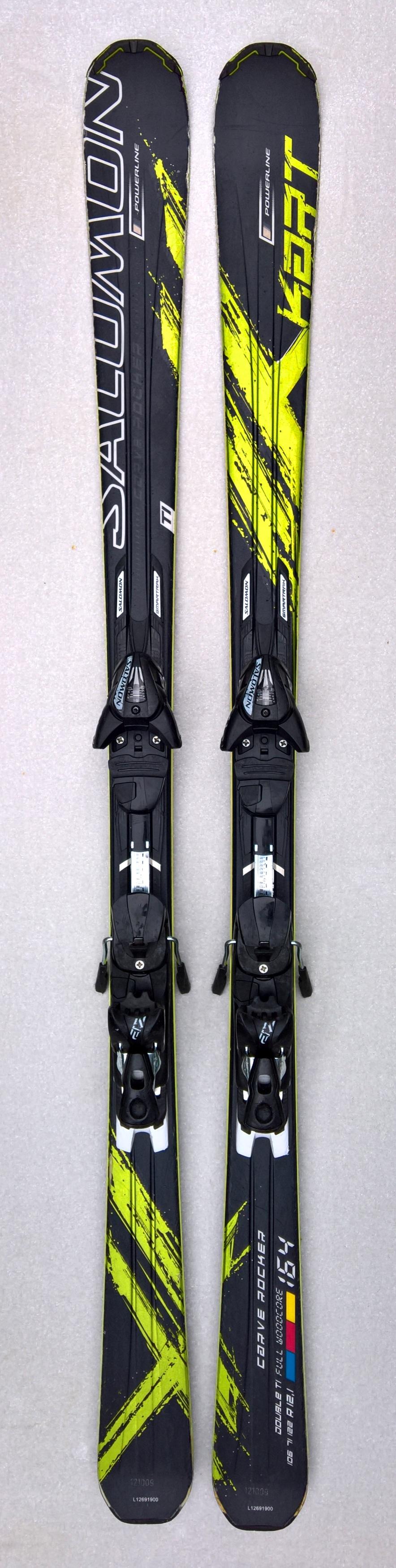 624f08d9b použité lyže Salomon S-kart Ti   Skicentrum Jihlava - prodej lyží ...