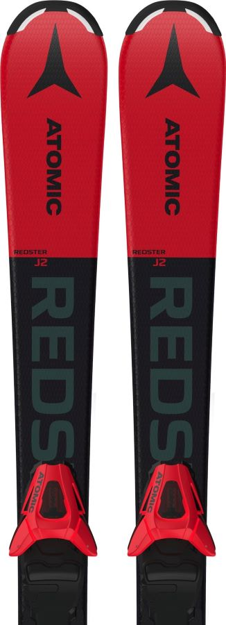 Atomic REDSTER J2 + C 5 GW Red/Black 2020/21