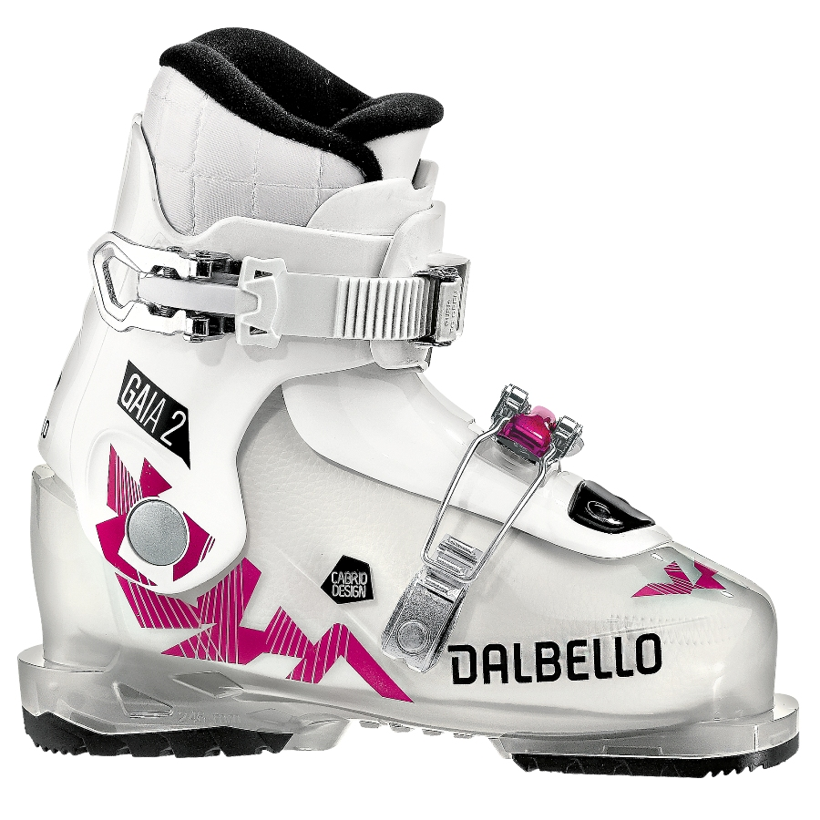 Dalbello GAIA 2.0 JR, TRANSP/WHITE 2019/20