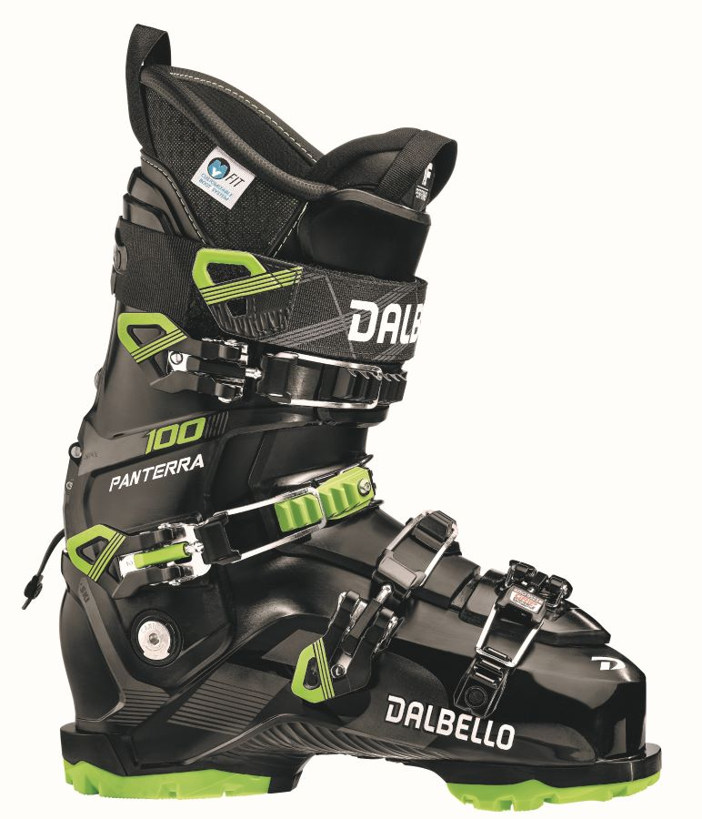 Dalbello PANTERRA 100 GW black/lime yellow 2020/21