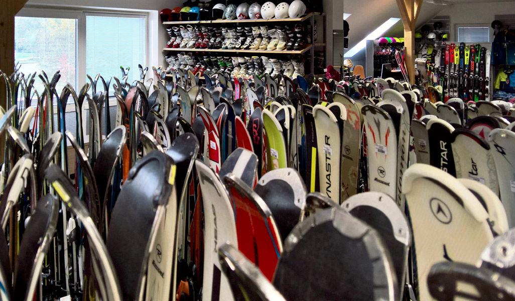 prodejna Skicentrum Jihlava