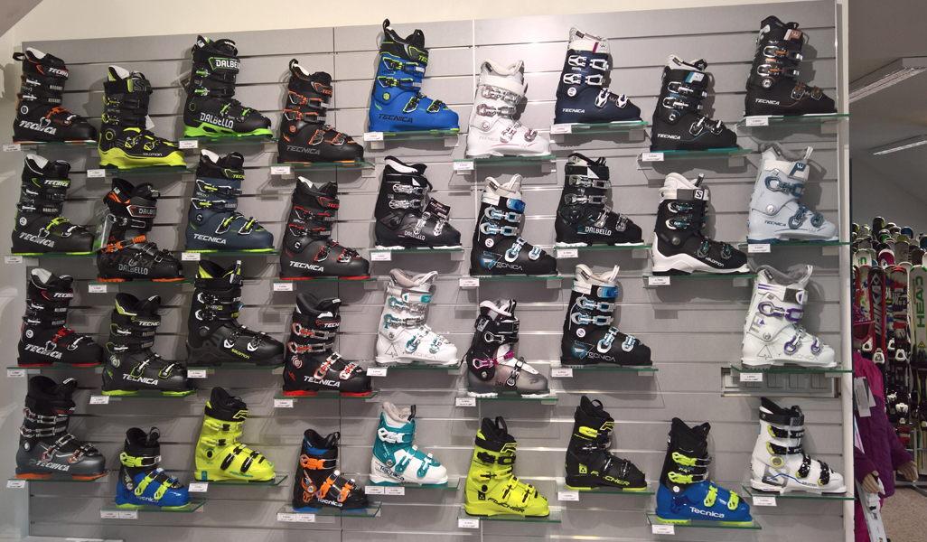 Skicentrum prodejna lyží Jihlava