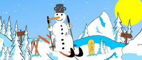 lyžařská školička
