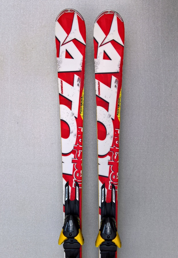 5c785e3df3 použité lyže Atomic redster edge GS