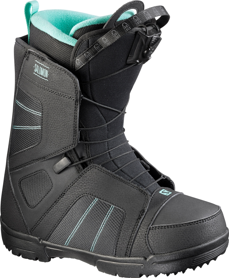 Salomon SCARLET Black 2017/18
